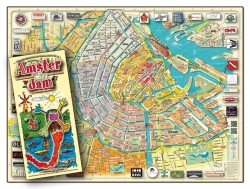 Amsterdam CitySpy map, edition 2015- 16